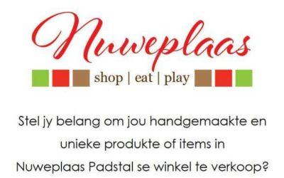 Sell At Nuweplaas